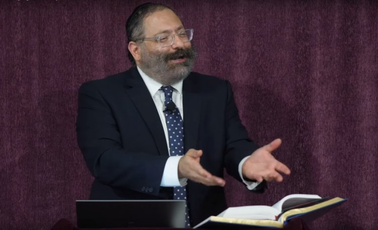 Singing in the Abyss: Parshat Korach - Rabbi YY Jacobson