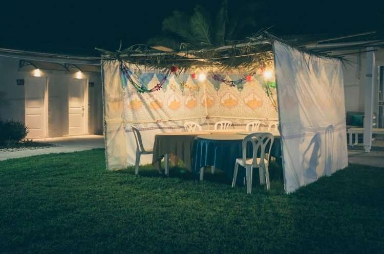 Sukkot - The Joy of Completion