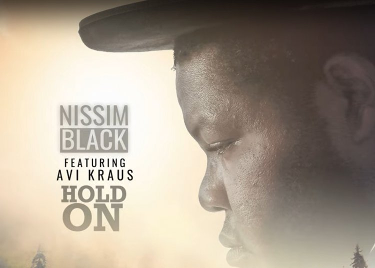 Nissim Black Releases New Single: Hold On
