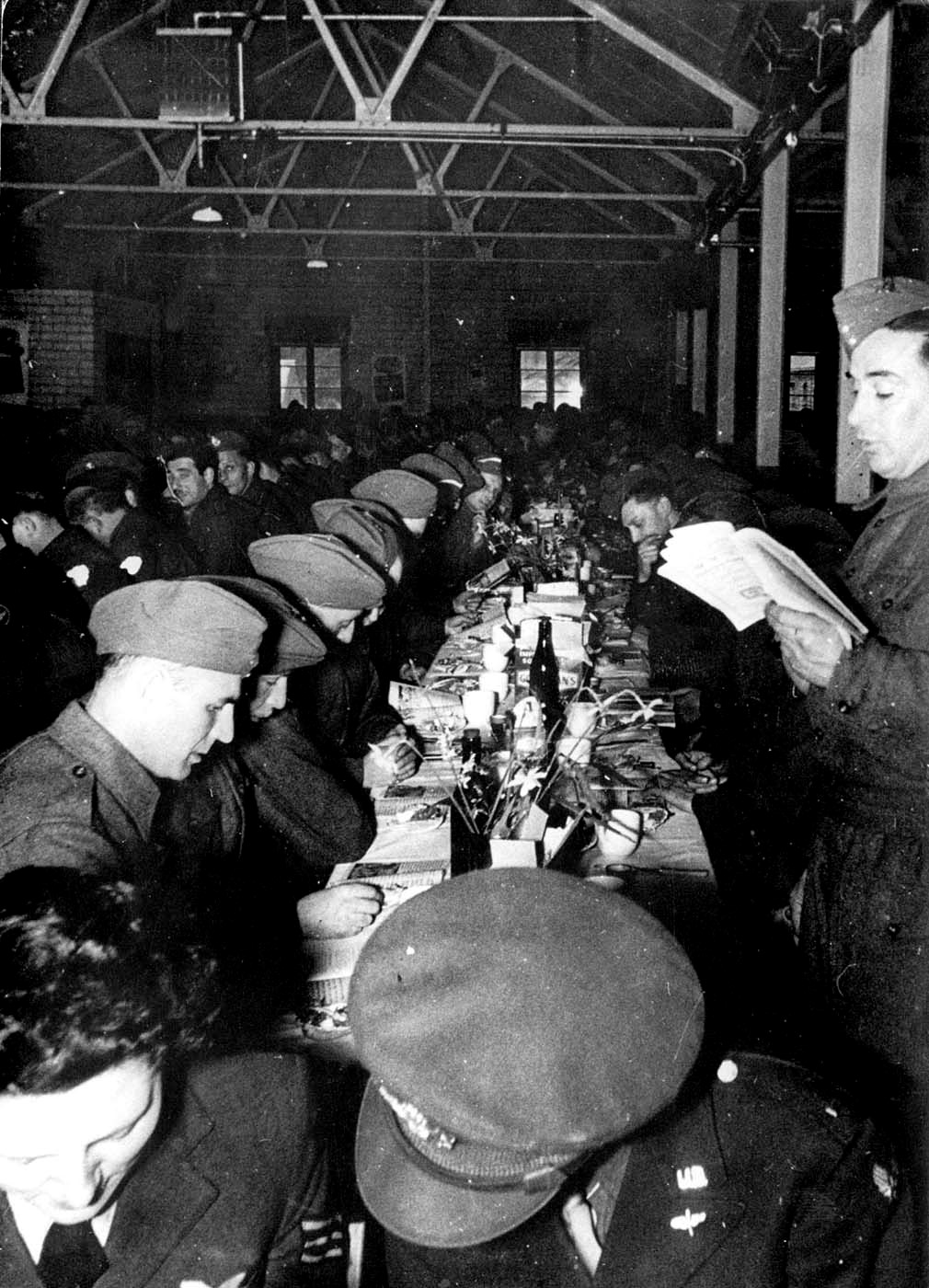 Allied Armies Passover Seder