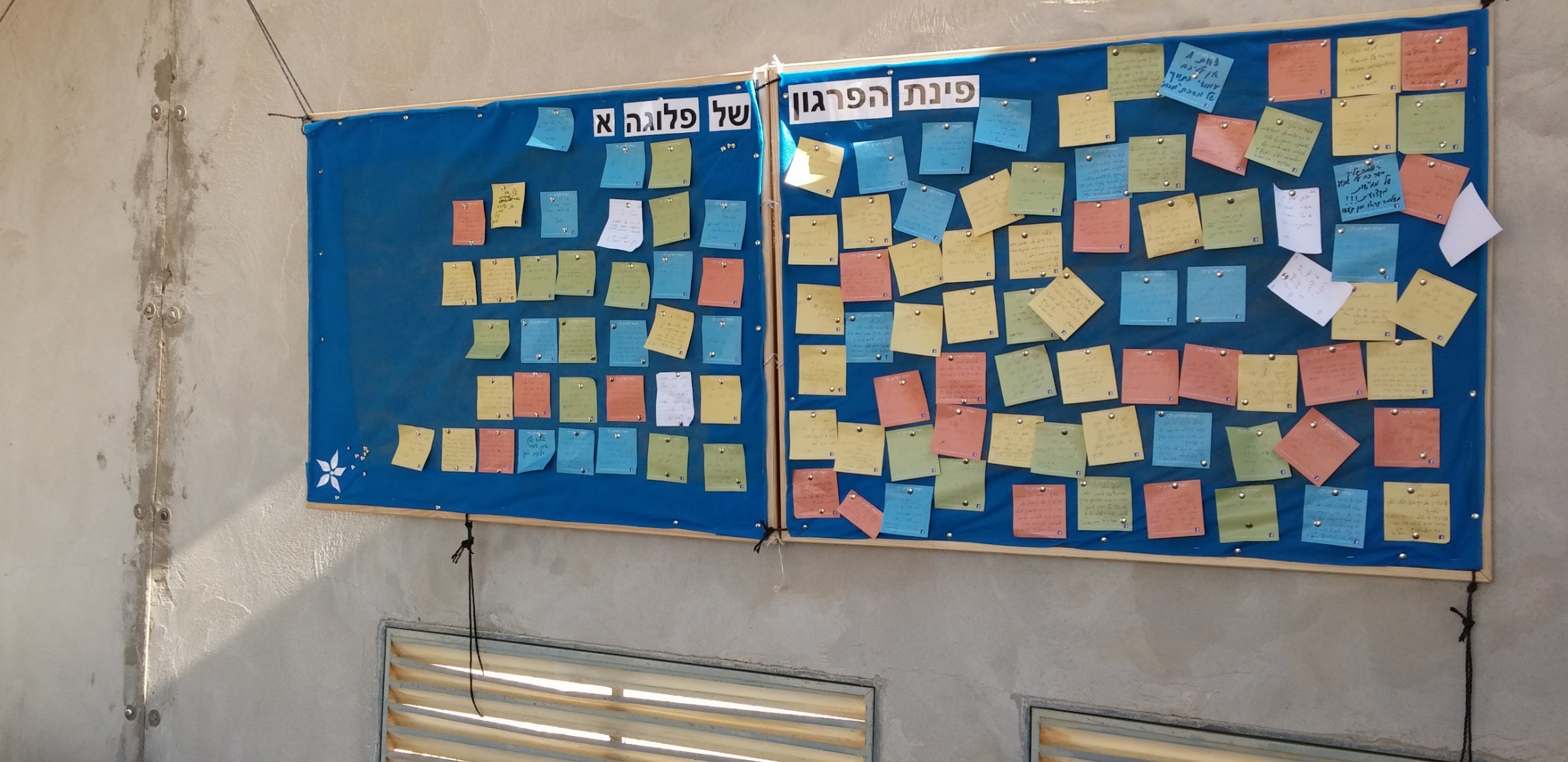Compliment Board on IDF Army Base