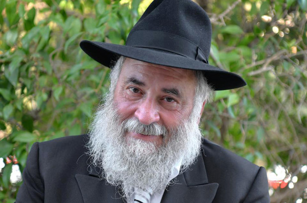 Rabbi Yisroel Goldstein  (Picture: Facebook)
