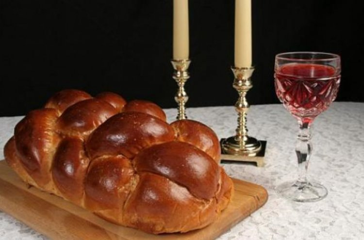 Shabbat - The Spiritual Within the Physical