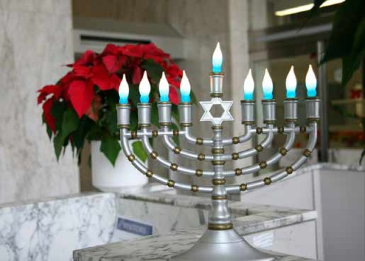 Can I Light Electric Candles for Hanukkah? & I Light Electric Candles for Hanukkah? azcodes.com