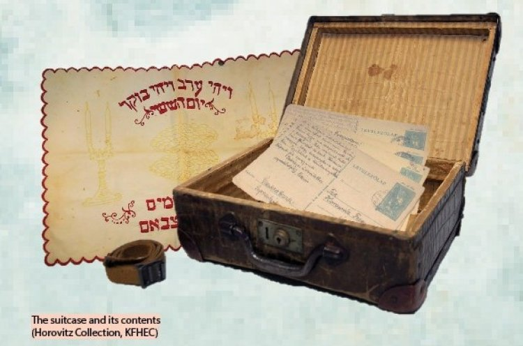 Treasures in the Suitcase: small mementos tell a larger story