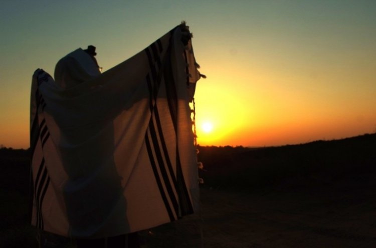 70 Years Later the Tallit Remained Intact