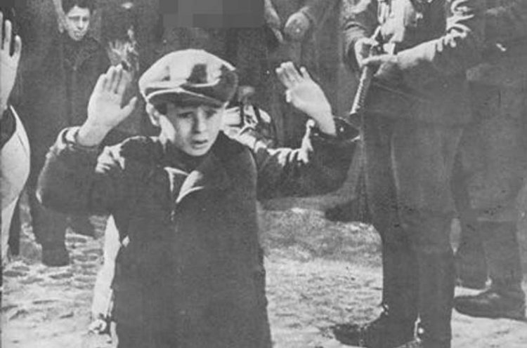 Who is that Boy in the Famous Warsaw Ghetto Picture?